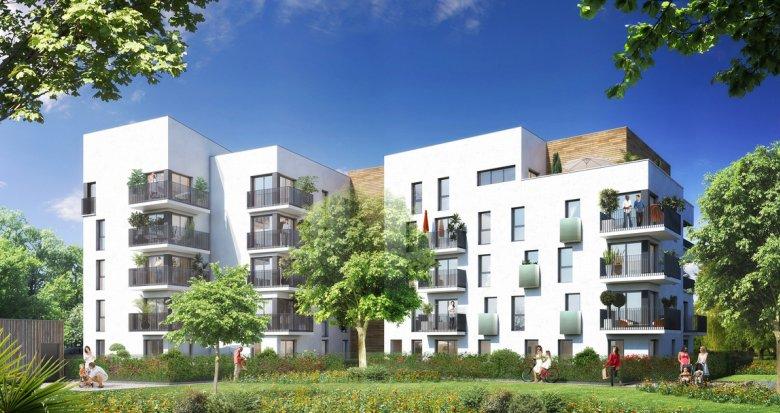 Achat / Vente immobilier neuf Cergy proche des universités (95000) - Réf. 510