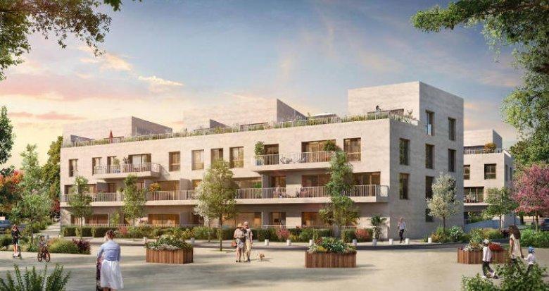 Achat / Vente immobilier neuf Cergy proche RER A (95000) - Réf. 4840