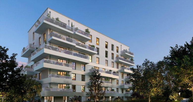 Achat / Vente immobilier neuf Champs-sur-Marne proche Cité Descartes (77420) - Réf. 6123