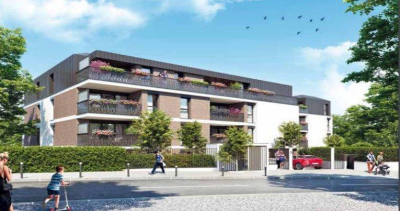 Achat / Vente immobilier neuf Champs-sur-Marnes proche gare Noisy-Champs (77420) - Réf. 2691