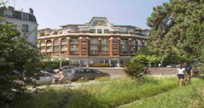 Achat / Vente immobilier neuf Charenton-le-Pont à 350 m du métro 8 (94220) - Réf. 5579