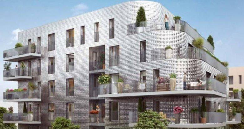 Achat / Vente immobilier neuf Châtenay-Malabry proche parc (92290) - Réf. 3819