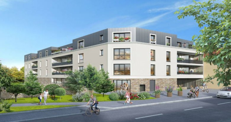 Achat / Vente immobilier neuf Chennevières-sur-Marne proche centre ville (94430) - Réf. 4267