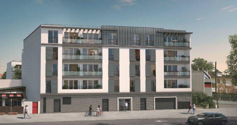 Achat / Vente immobilier neuf Chennevières-sur-Marne proche des bords de Marne (94430) - Réf. 4340