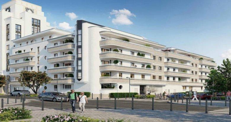 Achat / Vente immobilier neuf Chessy à 500 mètres du RER (77700) - Réf. 4845