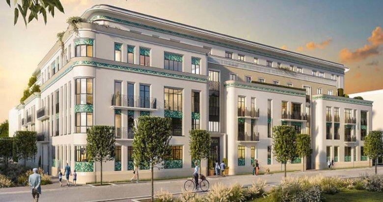 Achat / Vente immobilier neuf Chessy ZAC des Studios (77700) - Réf. 5585