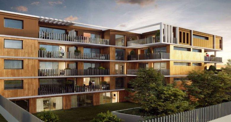 Achat / Vente immobilier neuf Chevilly-Larue en lisière du Parc de la Roseraie (94550) - Réf. 5028
