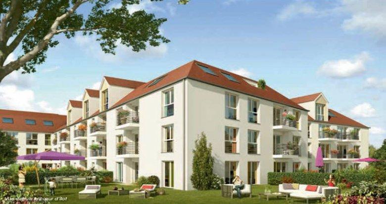 Achat / Vente immobilier neuf Chilly-Marazin proche centre-ville (91380) - Réf. 3085