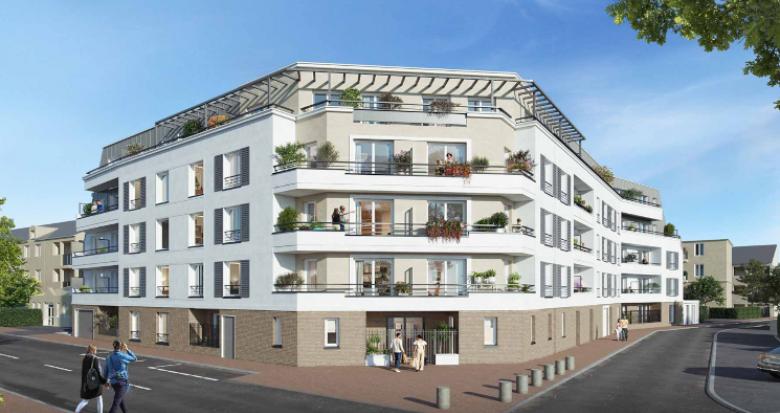 Achat / Vente immobilier neuf Chilly-Mazarin à 650m à pied du centre-ville (91380) - Réf. 5255