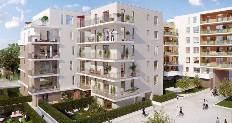 achat immobilier neuf choisy le roi quartier pavillonnaire 94600 r f 1828. Black Bedroom Furniture Sets. Home Design Ideas
