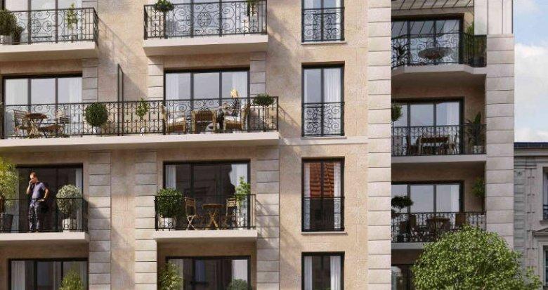 Achat / Vente immobilier neuf Clamart à 10 minutes à pied de la gare (92140) - Réf. 3995