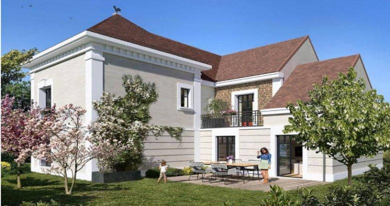 Achat / Vente immobilier neuf Clamart au cœur d'un secteur résidentiel (92140) - Réf. 4049