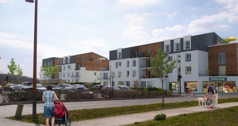 Achat / Vente immobilier neuf Claye-Souilly ZAC Bois des Granges (77410) - Réf. 3973