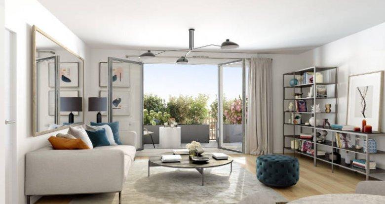 Achat / Vente immobilier neuf Clichy à 10 min de La Défense (92110) - Réf. 5681
