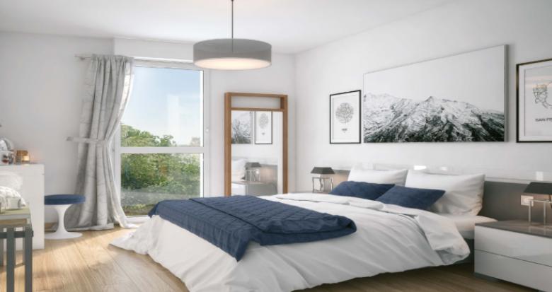 Achat / Vente immobilier neuf Clichy-sous-Bois à 100 m du Raincy (93390) - Réf. 5292