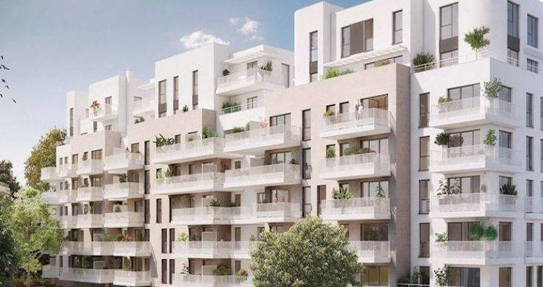 Achat / Vente immobilier neuf Colombes au cœur du quartier de l'Arc Sportif (92700) - Réf. 3971