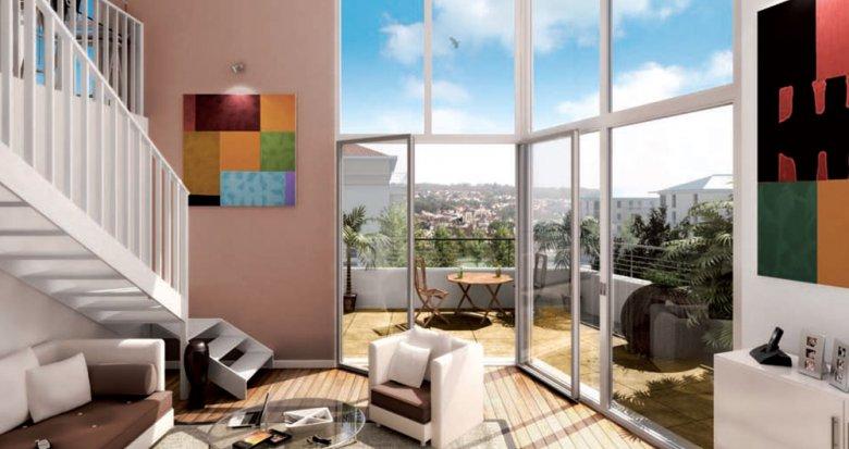 Achat / Vente immobilier neuf Corbeil-Essonnes (91100) - Réf. 6057