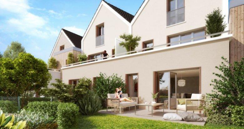 Achat / Vente immobilier neuf Cormeilles-en-Parisis proche Paris (95240) - Réf. 596
