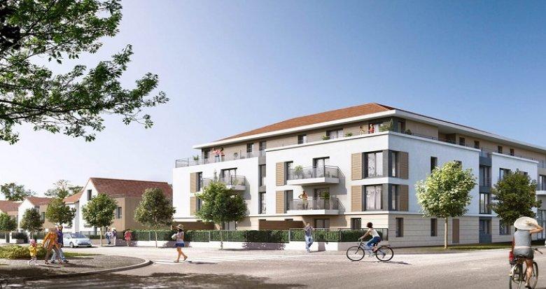 Achat / Vente immobilier neuf Cormeilles en Parisis secteur des Bois Rochefort (95240) - Réf. 162