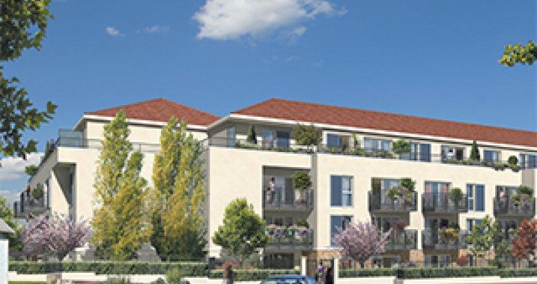 Achat / Vente immobilier neuf Courcouronnes plein centre-ville (91080) - Réf. 1283