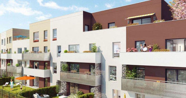 Achat / Vente immobilier neuf Courtry Proche Hôtel de Ville (77181) - Réf. 473