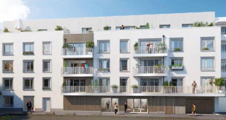 Achat / Vente immobilier neuf Drancy au coeur du quartier de la Muette (93700) - Réf. 3976