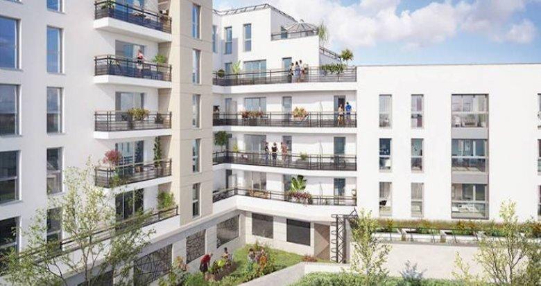 Achat / Vente immobilier neuf Drancy proche commerces et transports (93700) - Réf. 5017