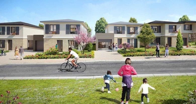 Achat / Vente immobilier neuf Elancourt proche de toutes les commodités (78990) - Réf. 1294