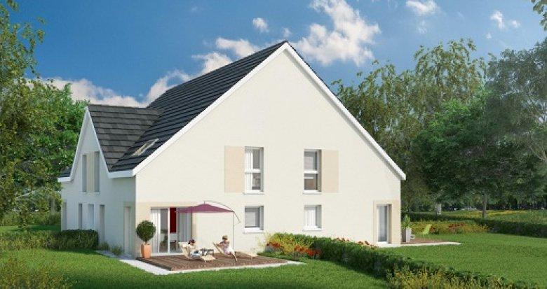 Achat / Vente immobilier neuf Elancourt proche de Trappes (78990) - Réf. 2412
