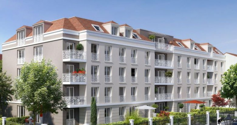 Achat / Vente immobilier neuf Esbly proche SNCF (77450) - Réf. 373