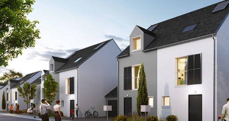 Achat / Vente immobilier neuf Etampes à 2 kilomètres du RER B (91150) - Réf. 3704