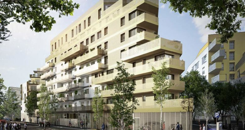 Achat / Vente immobilier neuf Evry proche RER D (91000) - Réf. 5435