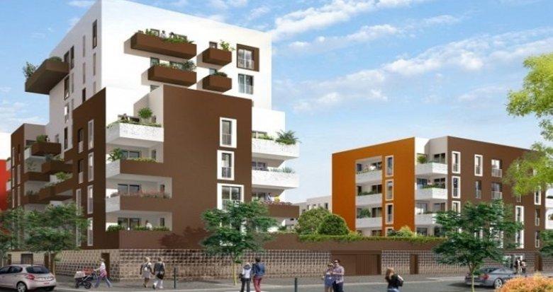 Achat / Vente immobilier neuf Évry quartier en plein renouveau (91000) - Réf. 1263