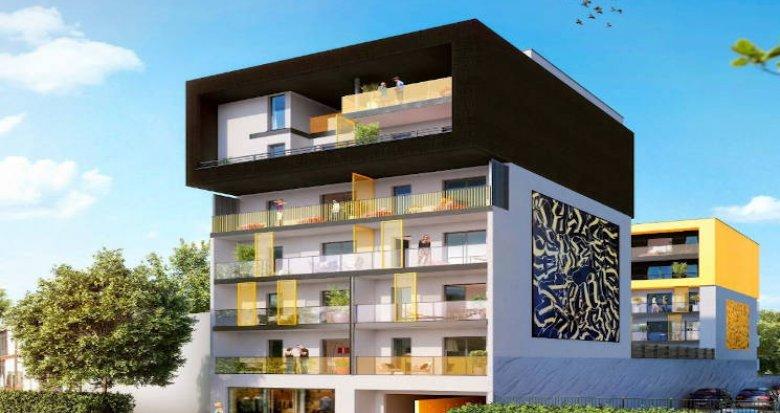 Achat / Vente immobilier neuf Fontenay-sous-Bois proche RER (94120) - Réf. 4673