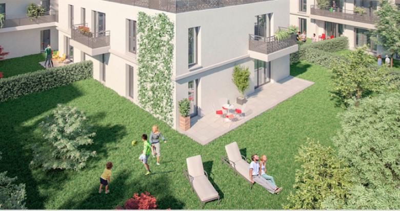 Achat / Vente immobilier neuf Franconville proche centre-ville et commerces (95130) - Réf. 2418