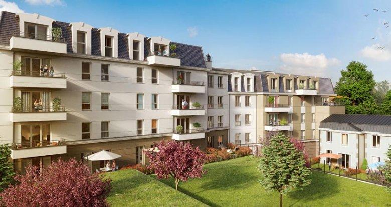 achat immobilier neuf franconville proche de paris 95130 r f 2734