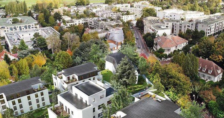 Achat / Vente immobilier neuf Garches cœur quartier Buzenval (92380) - Réf. 3371