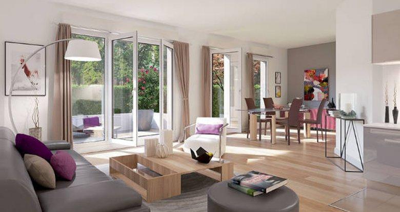 Achat / Vente immobilier neuf Gargenville proche centre-ville (78440) - Réf. 3571