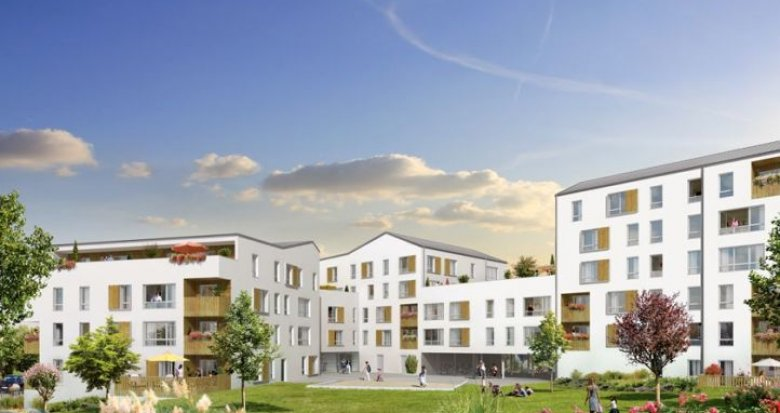 Achat / Vente immobilier neuf Garges-lès-Gonesse quartier de la Muette (95140) - Réf. 819