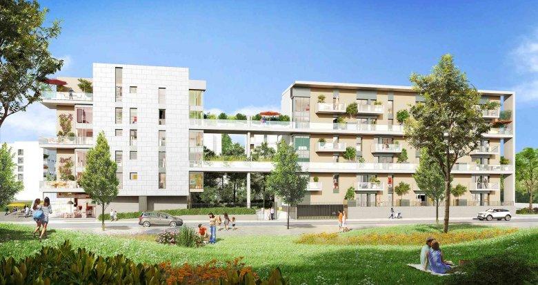 Achat / Vente immobilier neuf Gif-sur-Yvette quartier Moulon (91190) - Réf. 4073