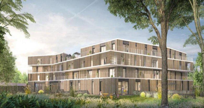 Achat / Vente immobilier neuf Groslay au pied de la gare (95410) - Réf. 4858