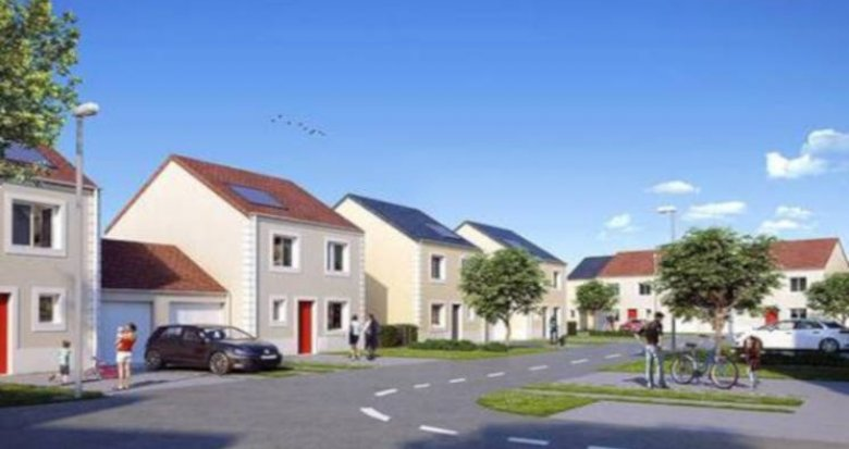 Achat / Vente immobilier neuf Guignes proche centre (77390) - Réf. 2955