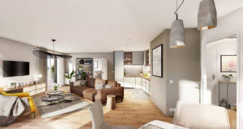 Achat / Vente immobilier neuf Guyancourt au coeur des commodités (78280) - Réf. 4740