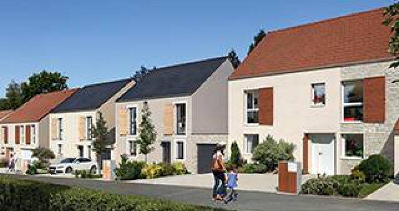 Achat / Vente immobilier neuf Guyancourt proche de L'université Versailles Saint-en-Yvelines (78280) - Réf. 2864