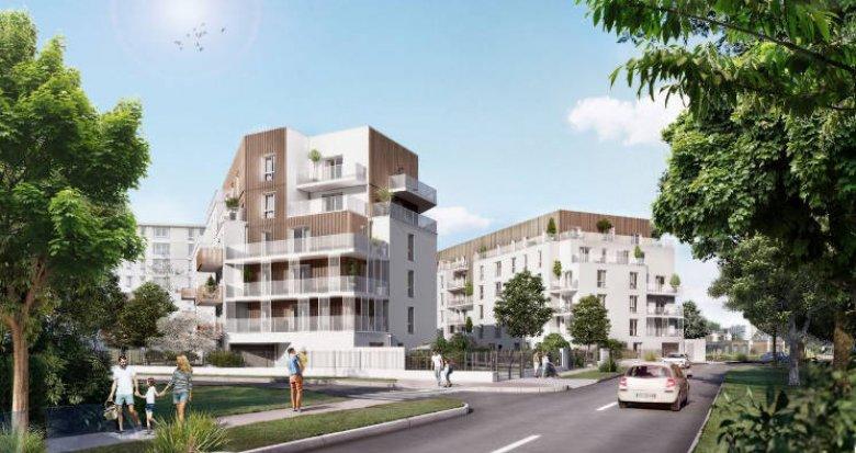 Achat / Vente immobilier neuf Guyancourt quartier du Pont du Routoir (78280) - Réf. 5205