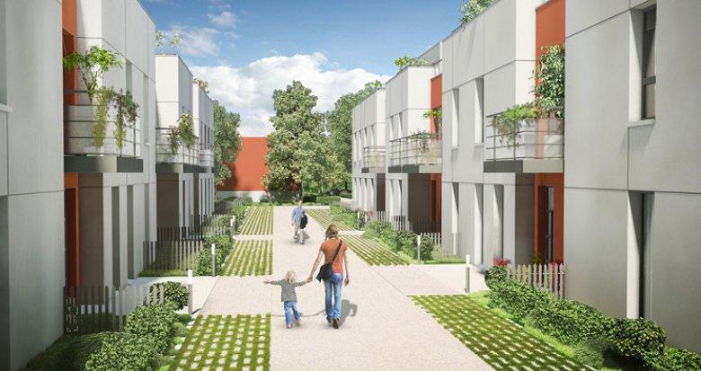 Achat / Vente immobilier neuf Herblay quartier des Ambassadeurs (95220) - Réf. 2385