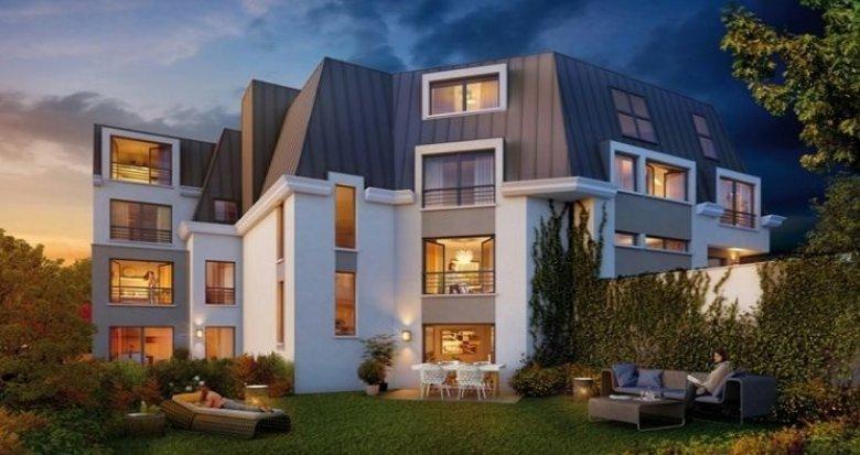 Achat / Vente immobilier neuf Houilles à 10km de Paris (78800) - Réf. 1180
