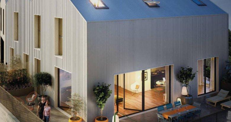Achat / Vente immobilier neuf Ivry-sur-Seine proche centre-ville et RER C (94200) - Réf. 4156