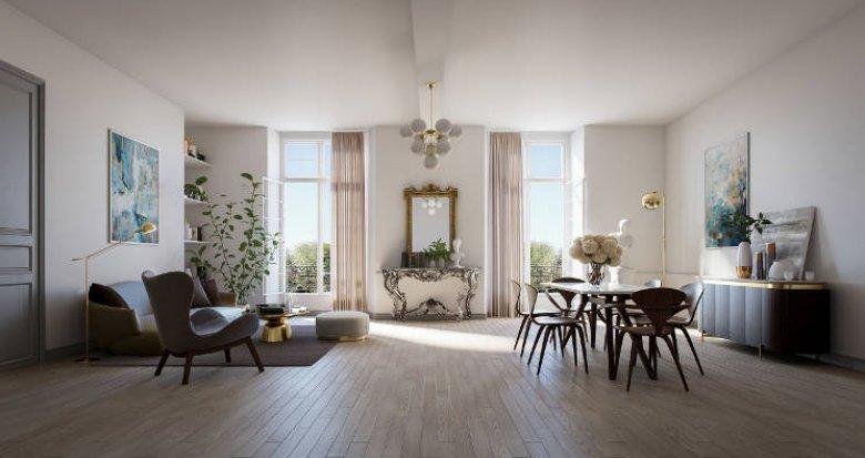 Achat / Vente immobilier neuf Jouars-Pontchartrain aux portes de Paris (78760) - Réf. 4628