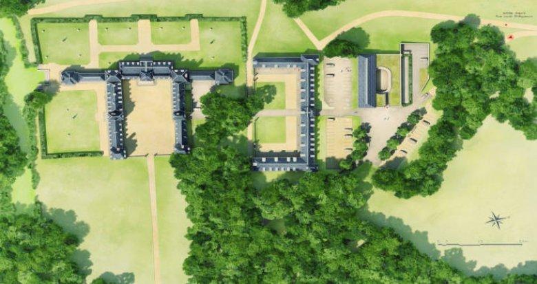 Achat / Vente immobilier neuf Jouars-Pontchartrain, domaine boisé d'exception (78760) - Réf. 6044